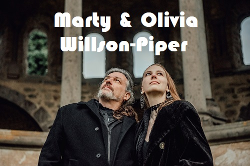 MartyOlivia Willson Piper 2019 Pic3 by Charly Wulff 500 59492 Olivia & Marty Willson Piper (ex The Church)