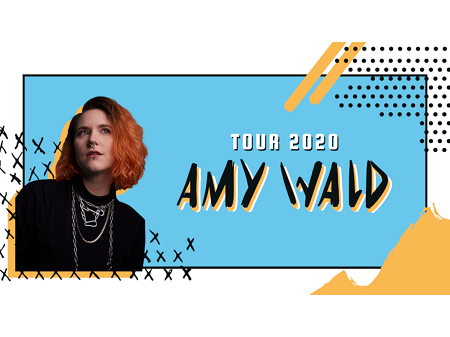Amy Wald 2020 Pic4 By Elias Hartmann 4x3 450 59325 Amy Wald   EP Release Tour 2020 Plus Special Guests