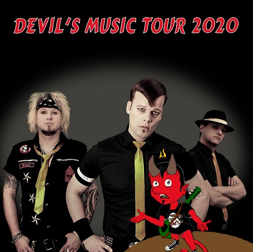 Sloppy Joes 2019 Header By Stepan Chomjakow 500 74398 Sloppy Joe´s   Devil´s Music Tour 2020 / Plus Special Guests